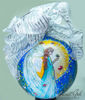"""Picture of 6"""" dia Hand painted Glass Ball - Fairy - Christmas Tree Ornament"""